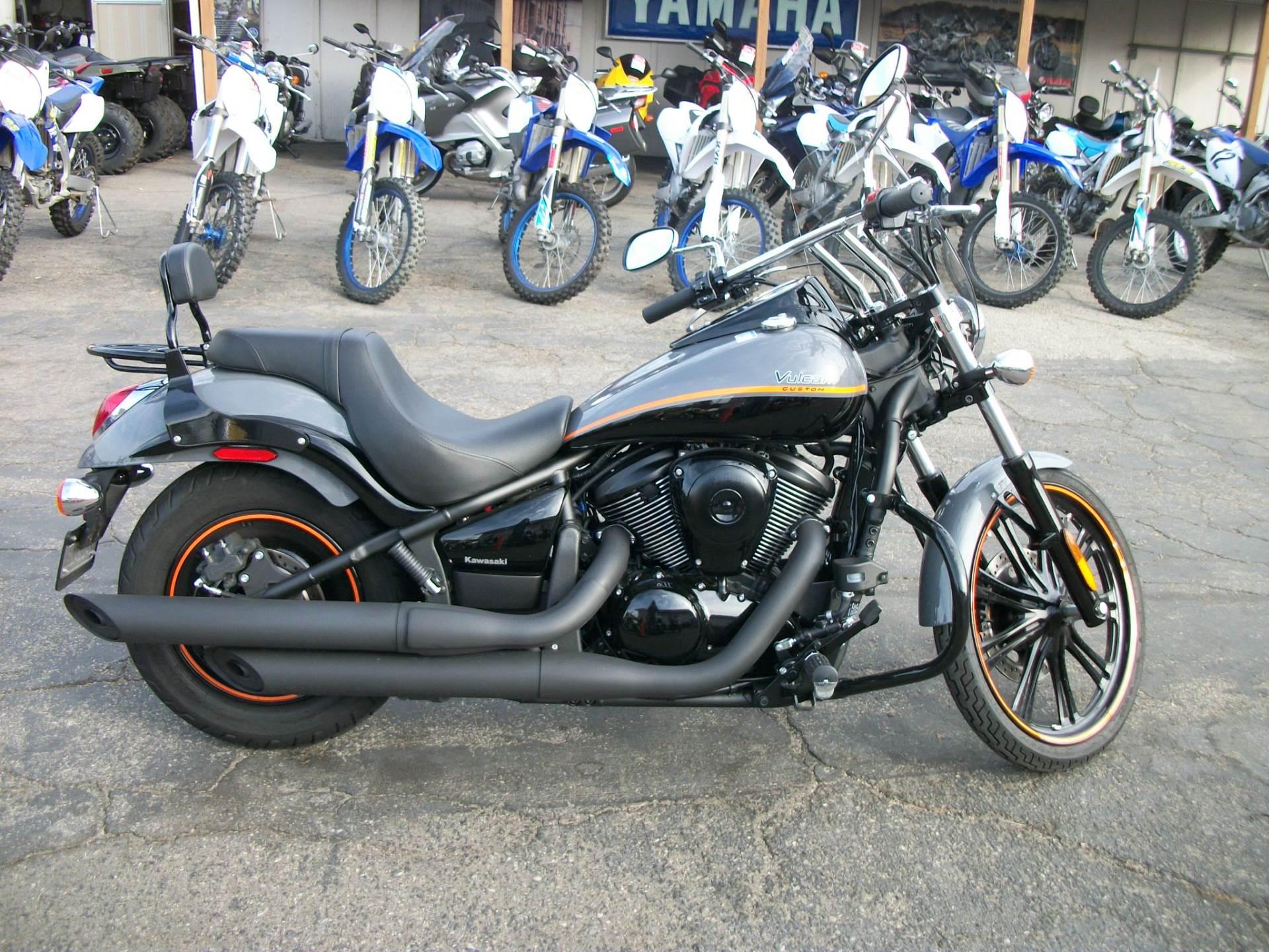 Kawasaki Vulcan 900 Custom >> 2019 Kawasaki Vulcan 900 Custom In Simi Valley California