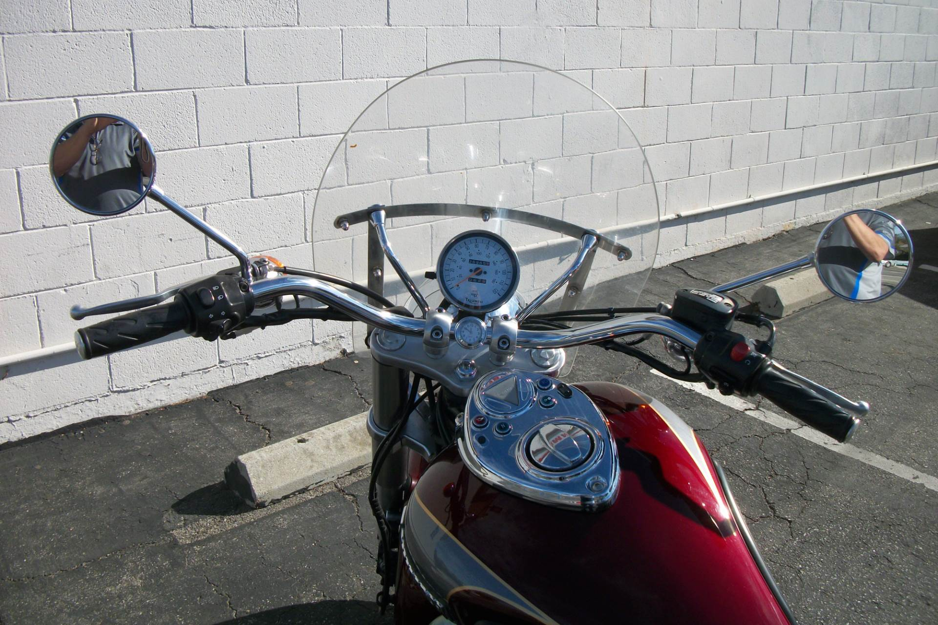 2005 Triumph America in Simi Valley, California - Photo 4