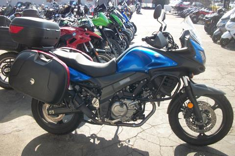 2015 Suzuki V-Strom 650 ABS in Simi Valley, California