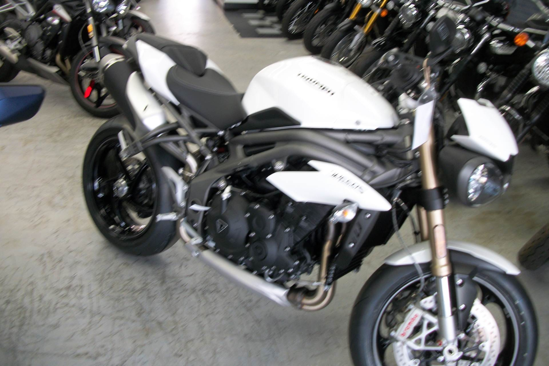 2019 Triumph Speed Triple S in Simi Valley, California - Photo 1