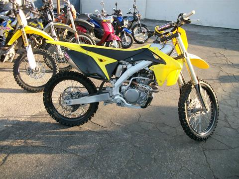 2017 Suzuki RM-Z250 in Simi Valley, California