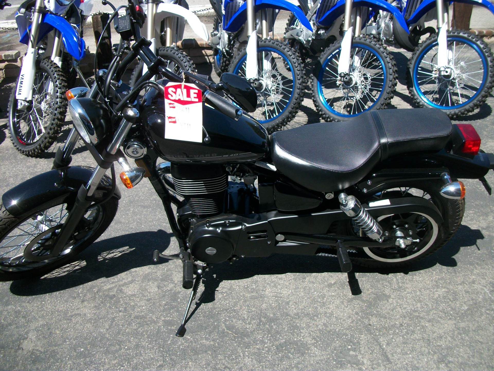 2017 Suzuki Boulevard S40 in Simi Valley, California