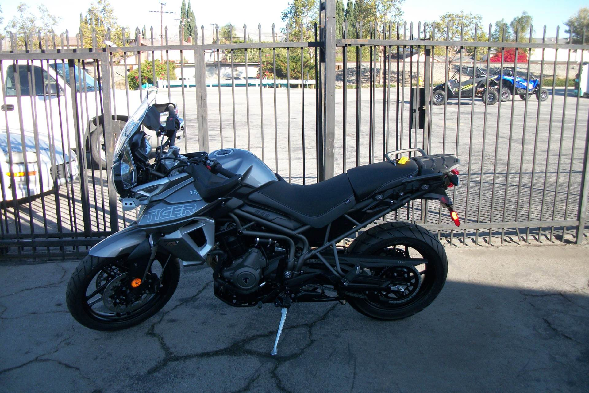 2019 Triumph Tiger 800 XRt in Simi Valley, California - Photo 1