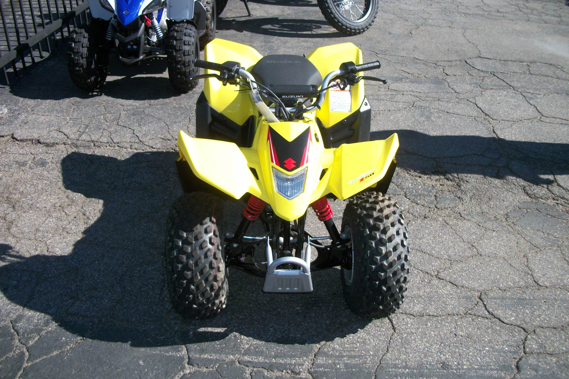 2017 Suzuki QuadSport Z50 in Simi Valley, California