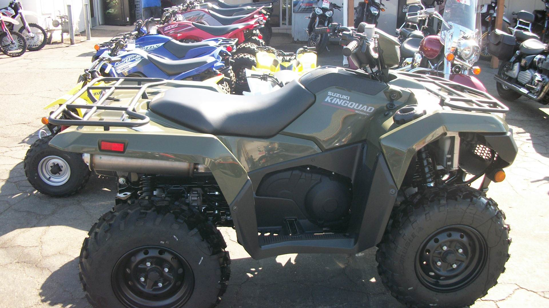 2019 Suzuki KingQuad 500AXi in Simi Valley, California - Photo 1
