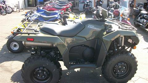2019 Suzuki KingQuad 500AXi in Simi Valley, California