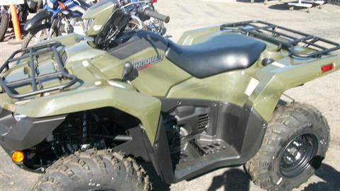 2019 Suzuki KingQuad 500AXi in Simi Valley, California - Photo 2