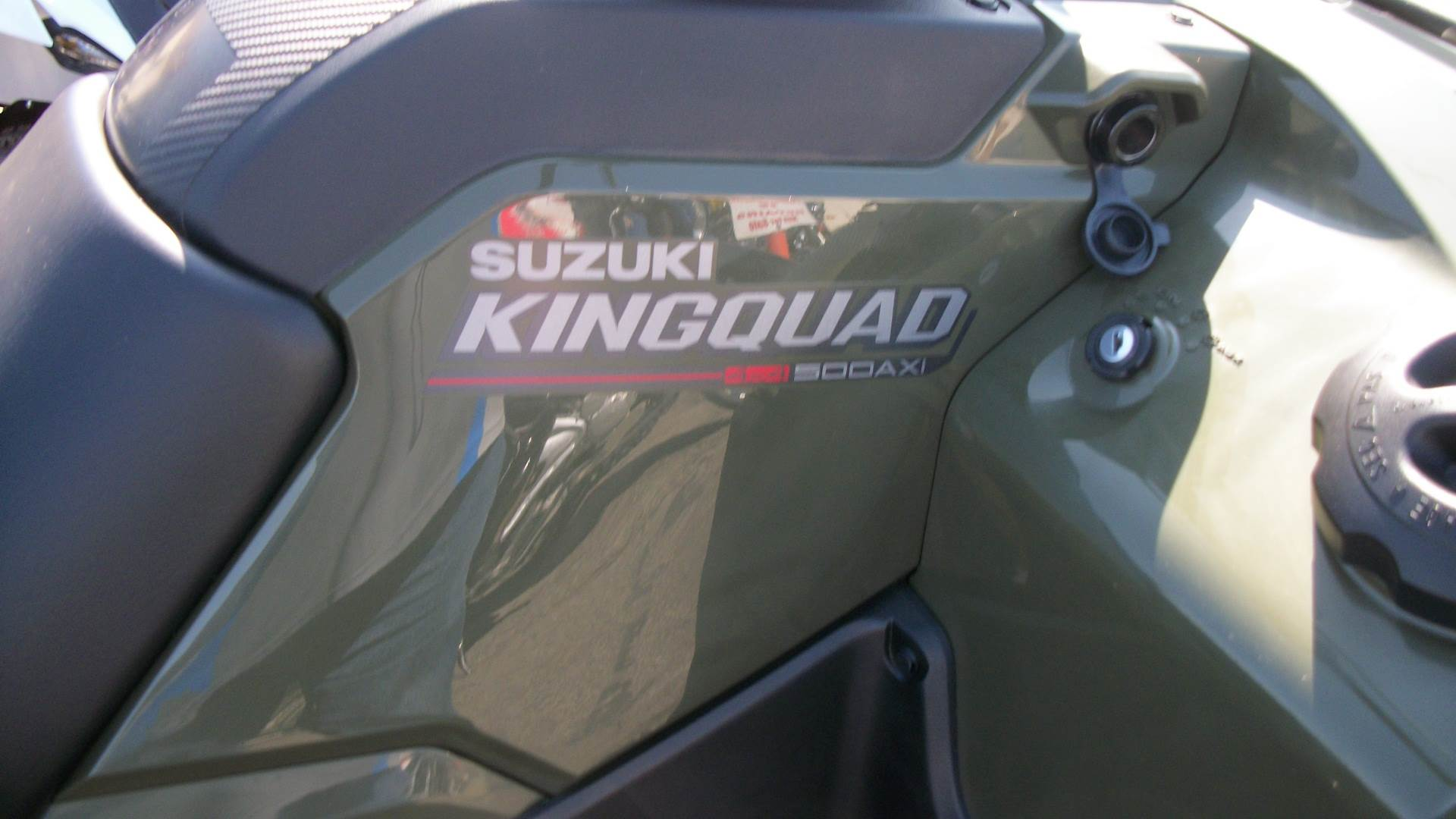 2019 Suzuki KingQuad 500AXi in Simi Valley, California - Photo 6