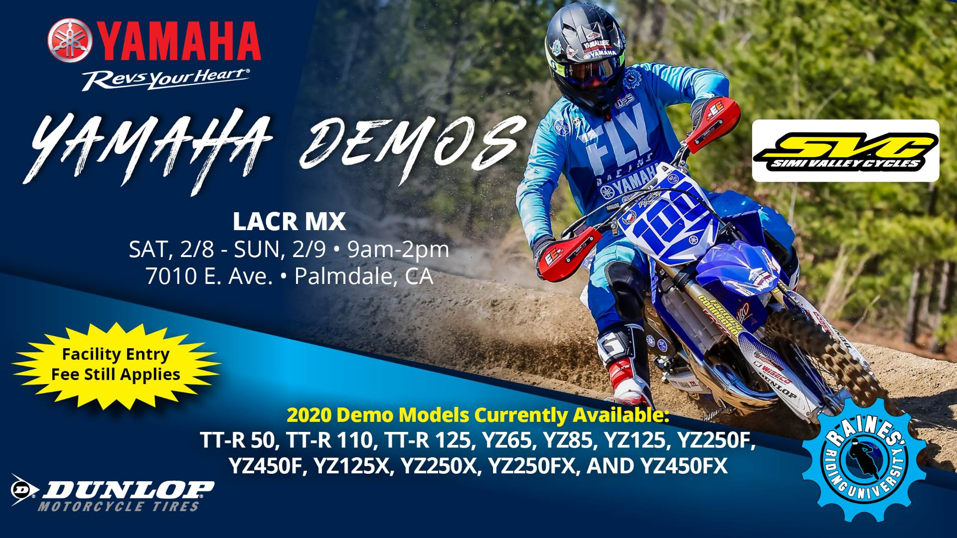 2020 Yamaha YZ450F in Simi Valley, California - Photo 1