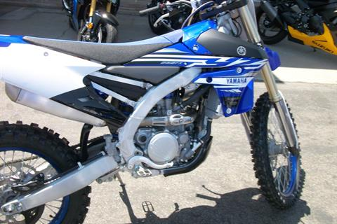 2019 Yamaha YZ250FX in Simi Valley, California