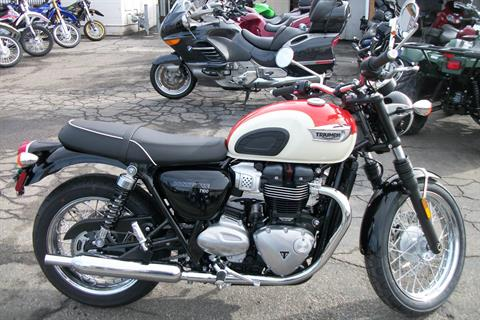 2019 Triumph Bonneville T100 in Simi Valley, California - Photo 2