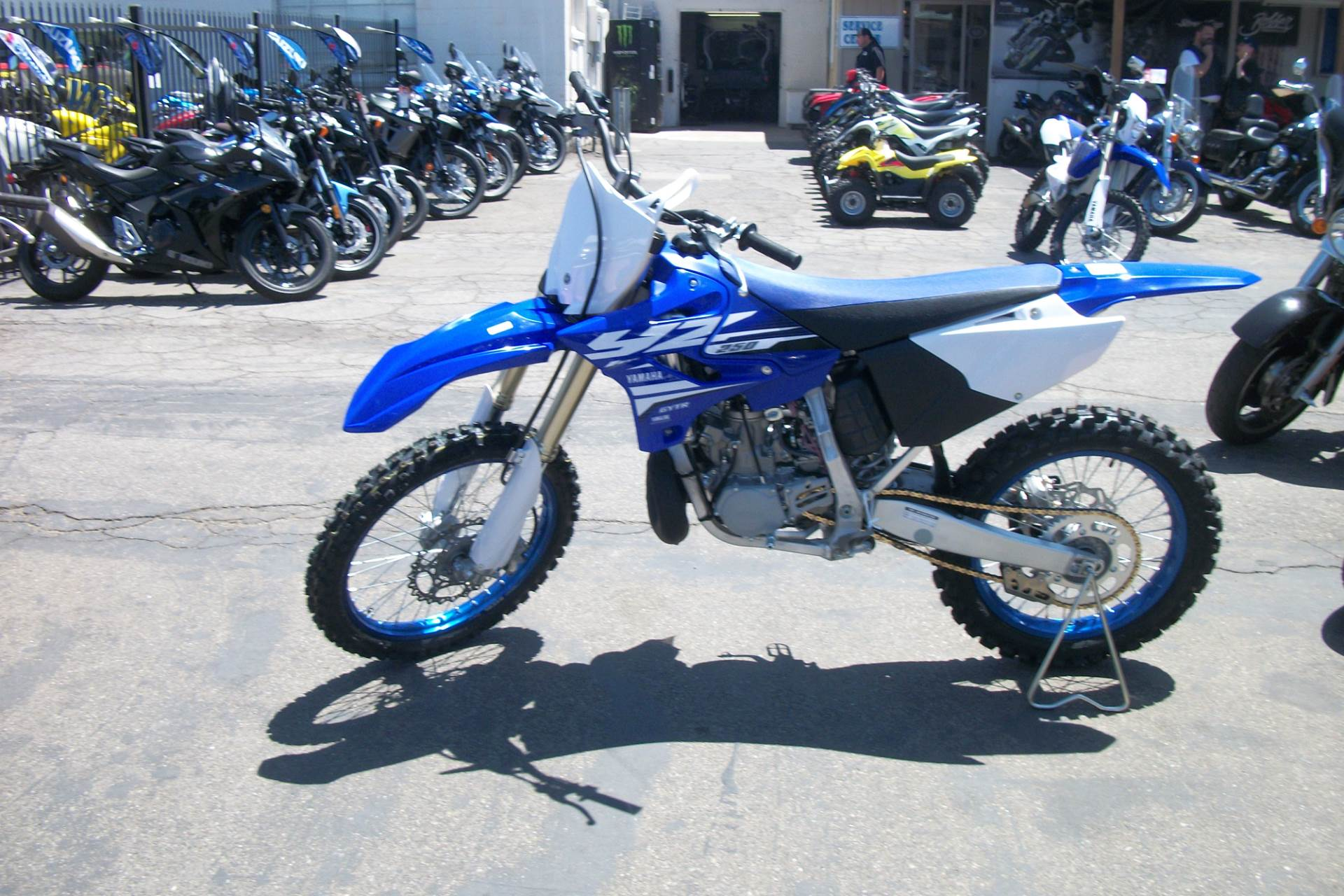 new 2018 yamaha yz250 motorcycles in simi valley ca