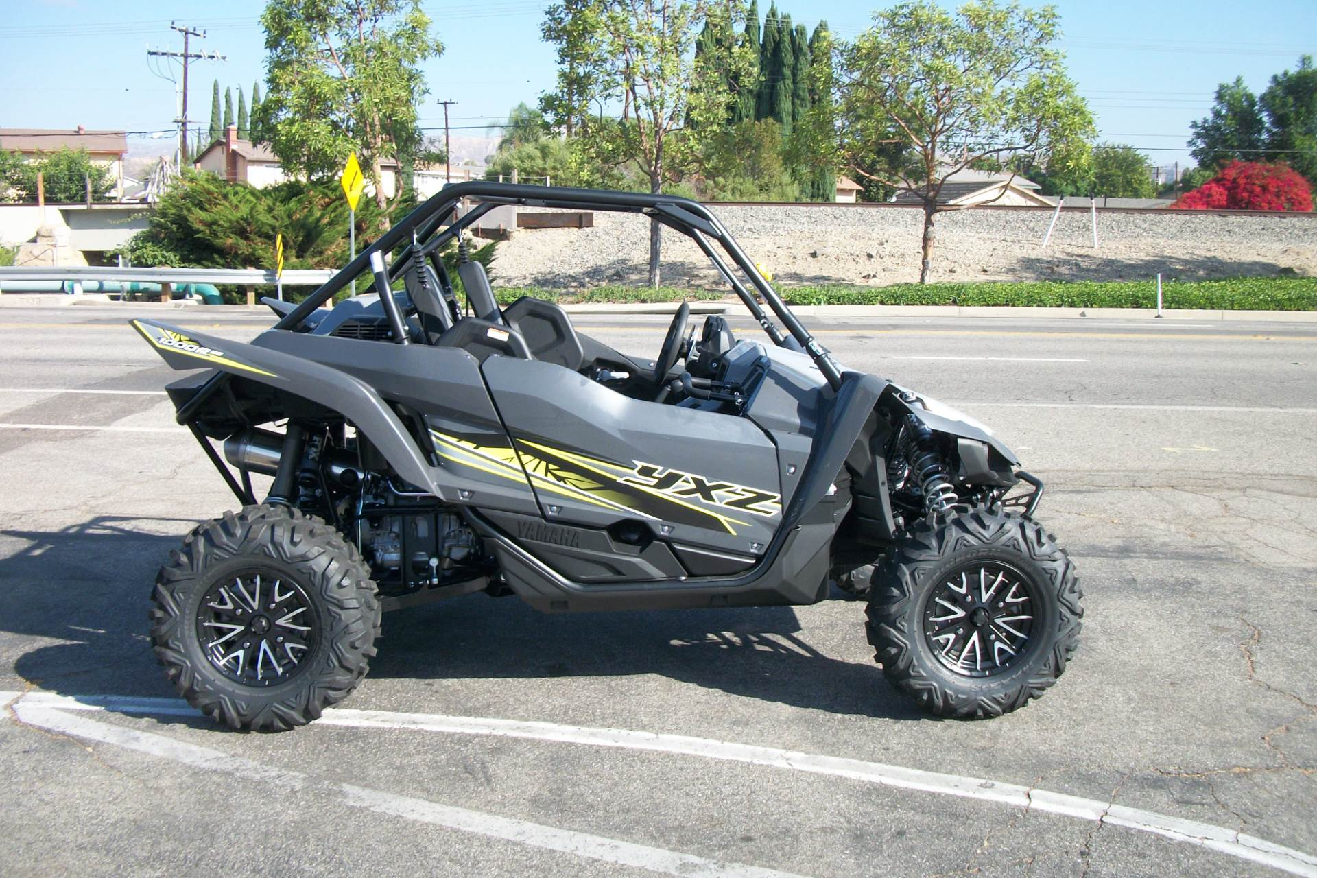 2019 Yamaha YXZ1000R SS in Simi Valley, California - Photo 1