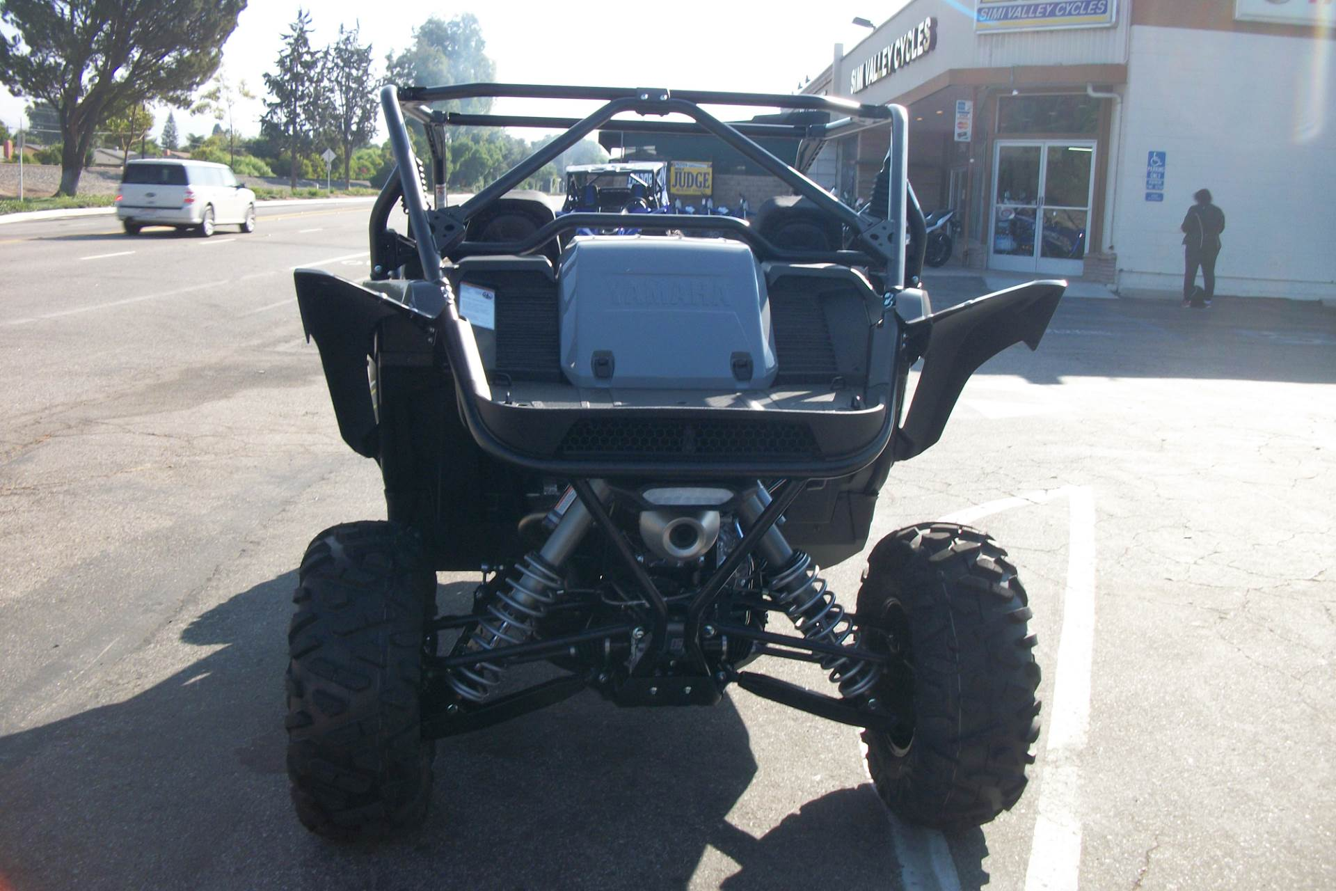 2019 Yamaha YXZ1000R SS in Simi Valley, California - Photo 4