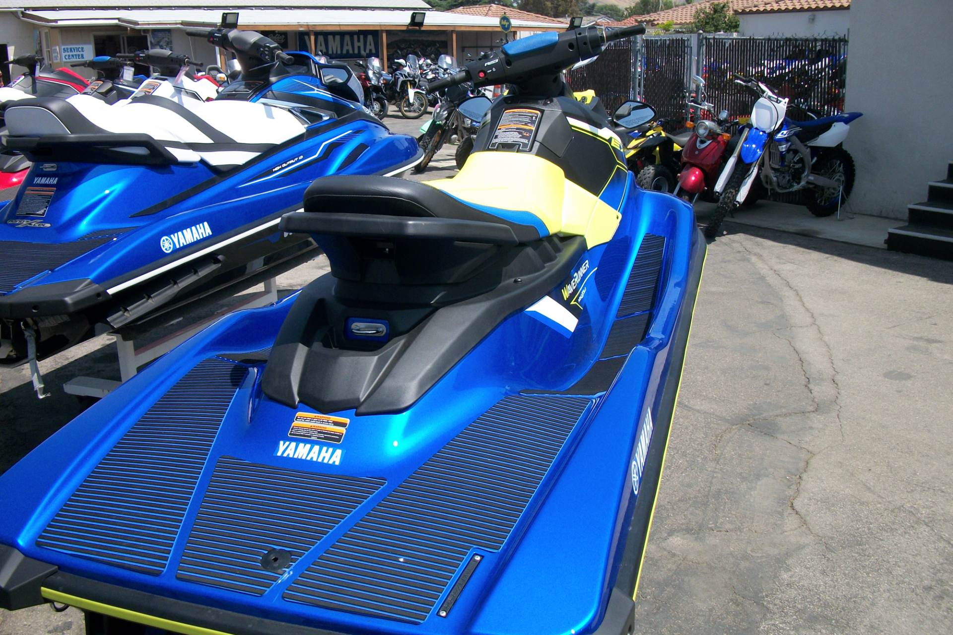 2019 Yamaha EXR in Simi Valley, California - Photo 3