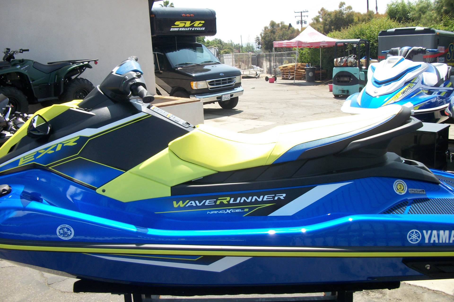 2019 Yamaha EXR in Simi Valley, California - Photo 5