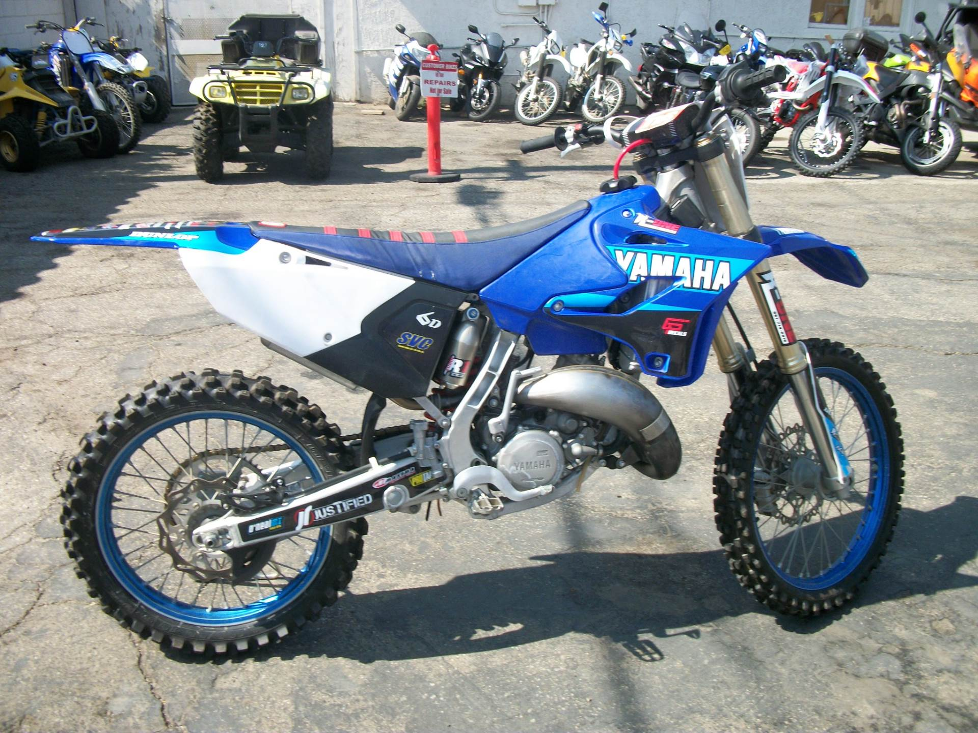 2018 Yamaha YZ125 in Simi Valley, California - Photo 1