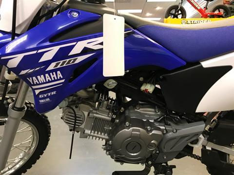 2018 Yamaha TT-R110E in Petersburg, West Virginia