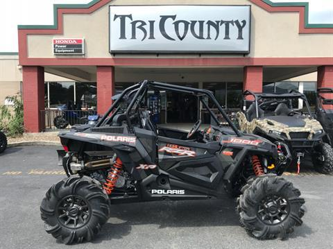 2018 Polaris RZR XP 1000 EPS High Lifter Edition in Petersburg, West Virginia