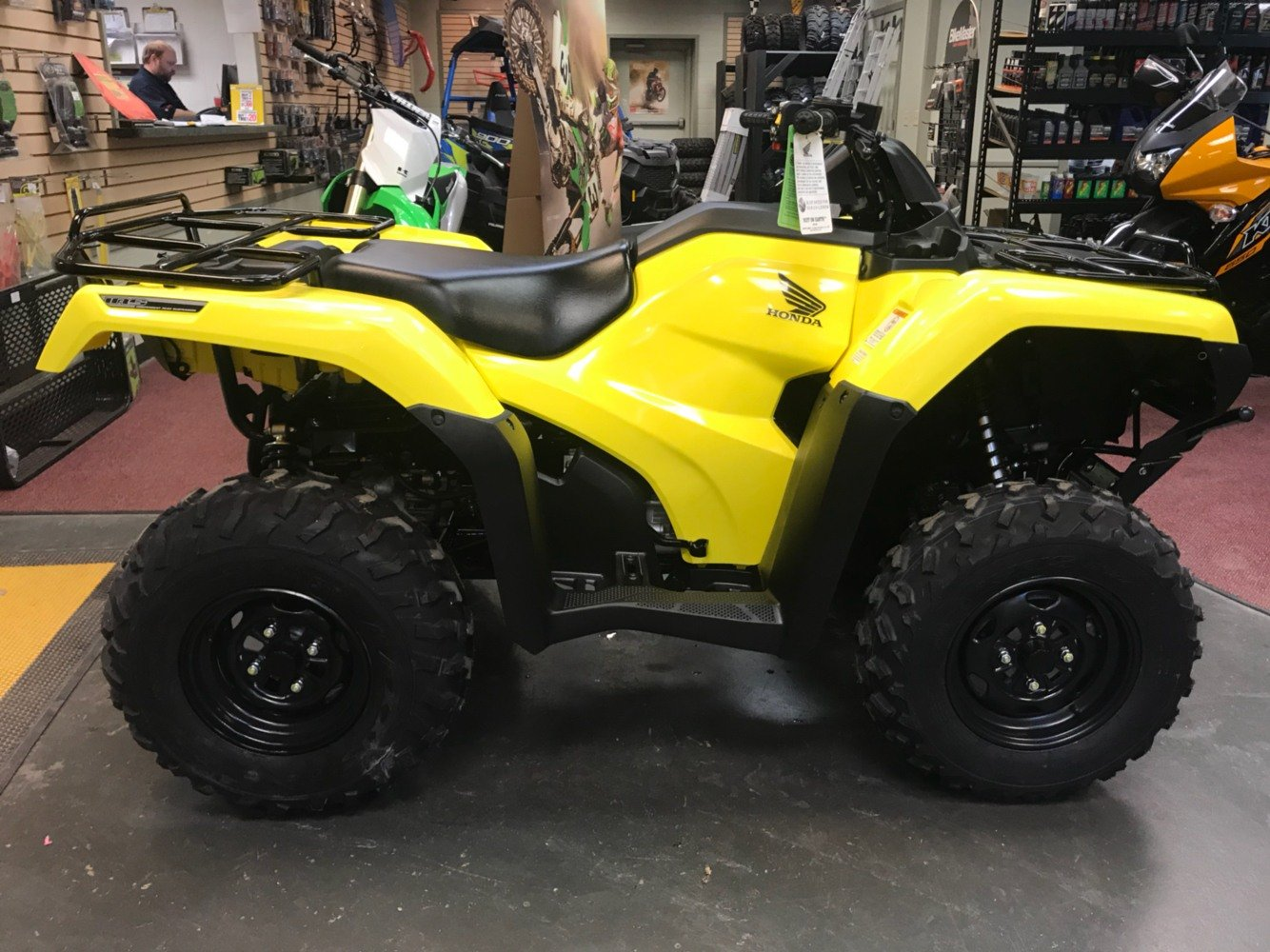 2018 Honda FourTrax Rancher 4x4 DCT IRS EPS for sale 8199