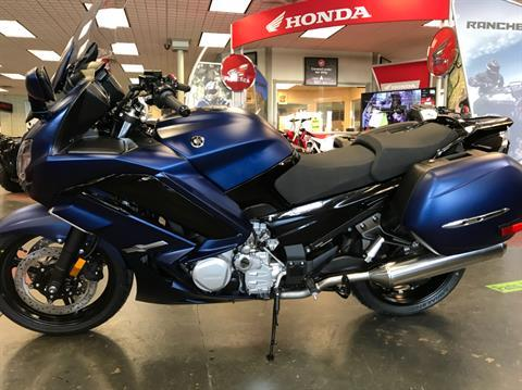 2018 Yamaha FJR1300A in Petersburg, West Virginia