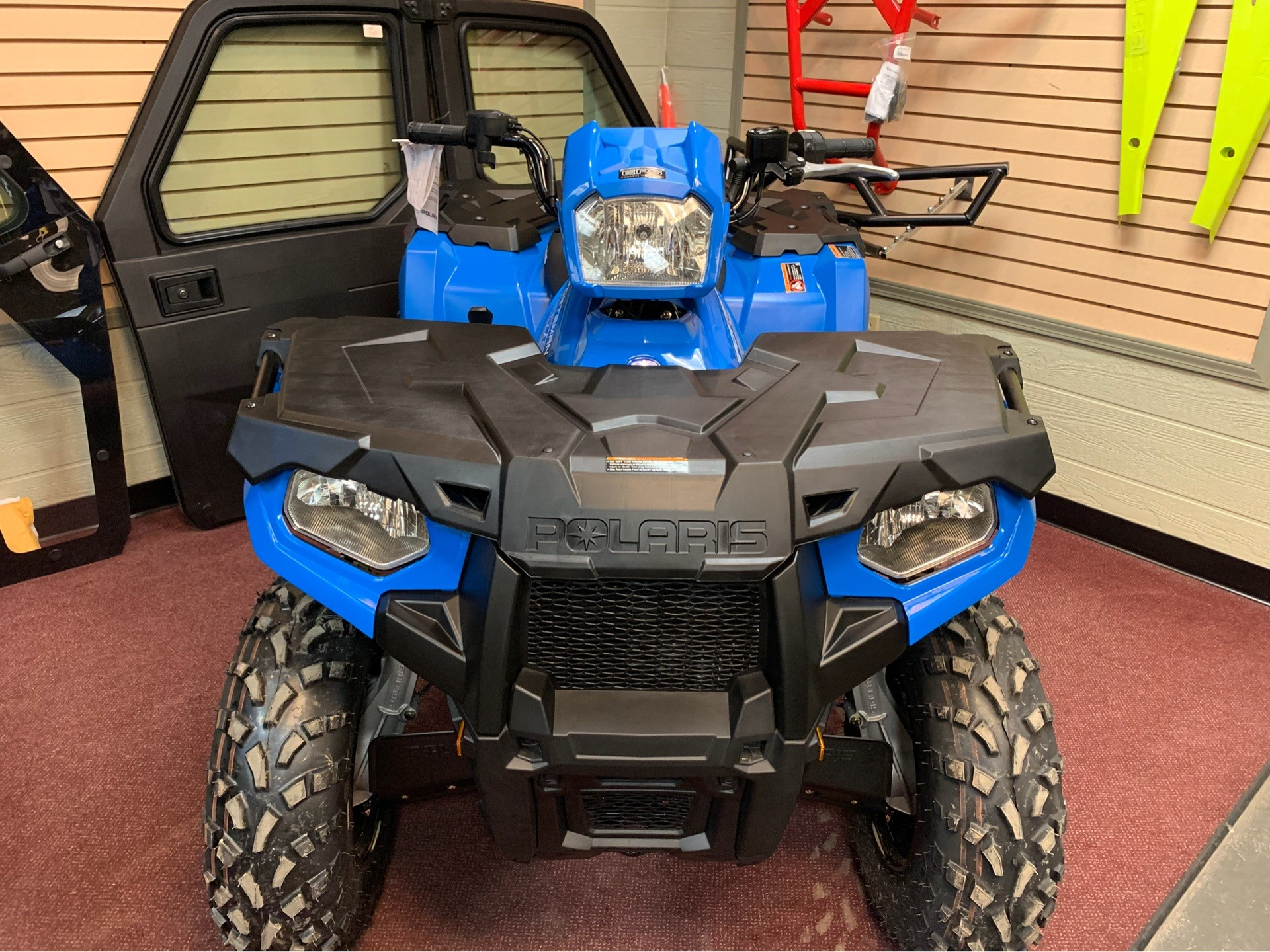 2019 Polaris Sportsman 570 EPS in Petersburg, West Virginia