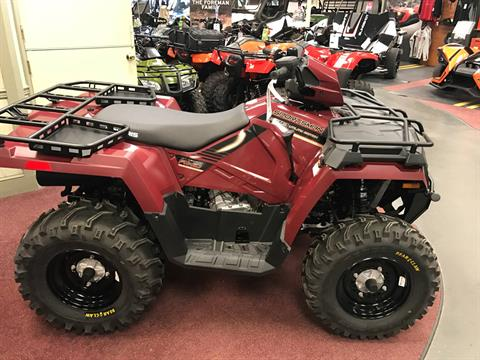 2017 Polaris Sportsman 570 EPS Utility Edition in Petersburg, West Virginia