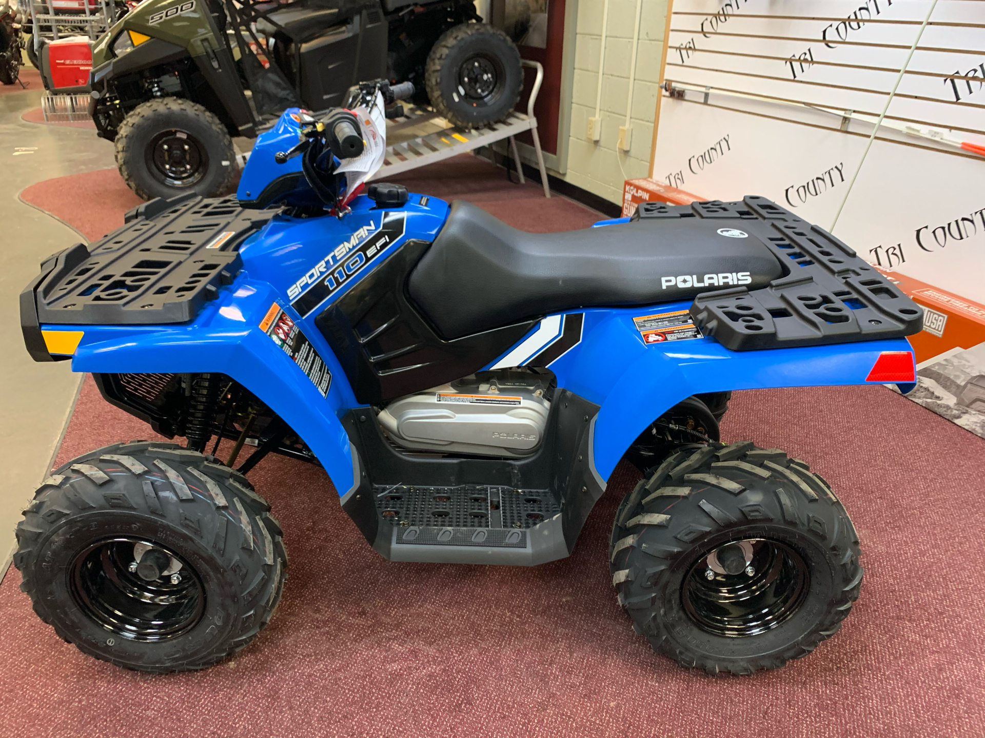 2021 Polaris Sportsman 110 EFI in Petersburg, West Virginia - Photo 1