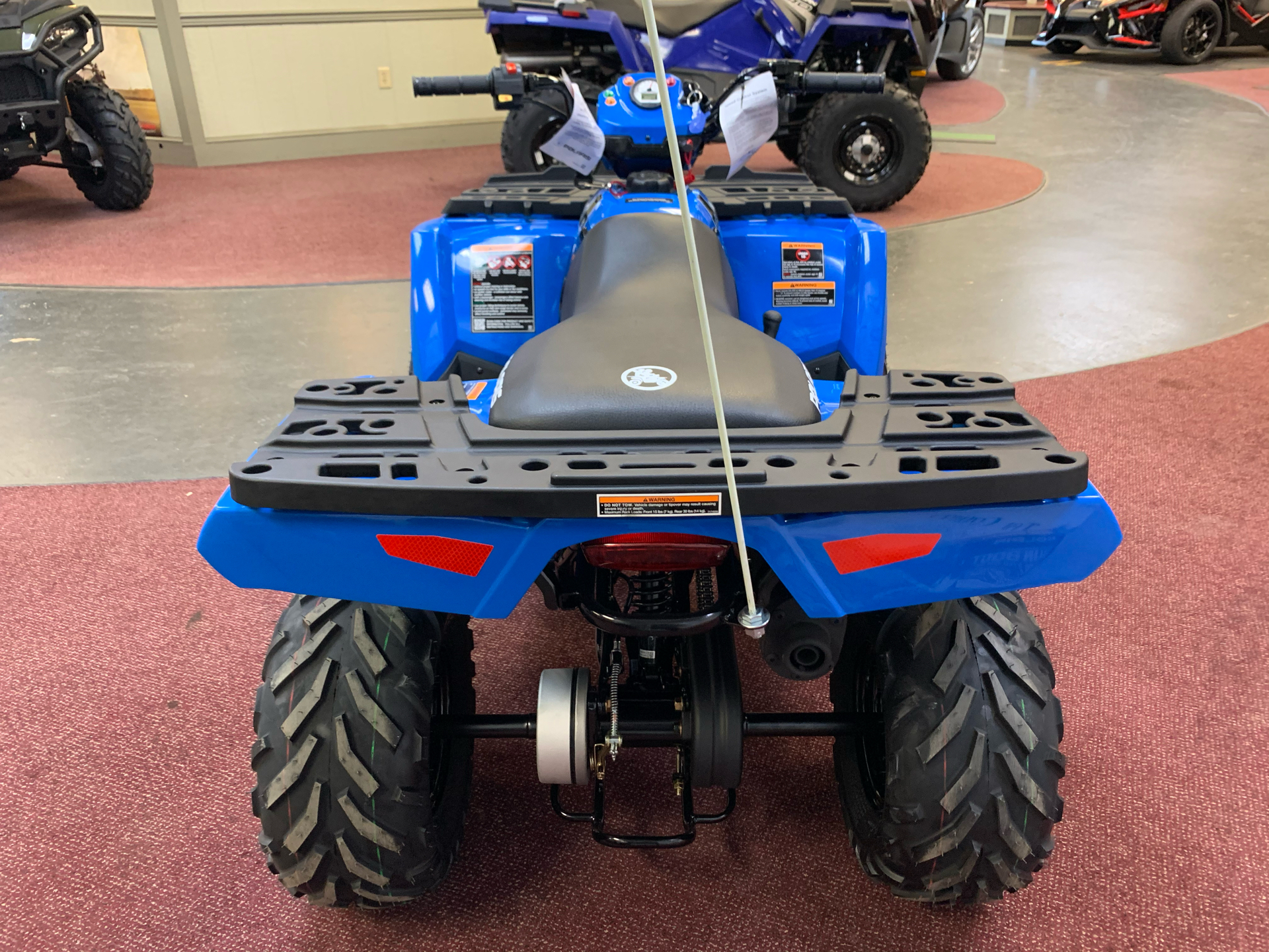 2021 Polaris Sportsman 110 EFI in Petersburg, West Virginia - Photo 4