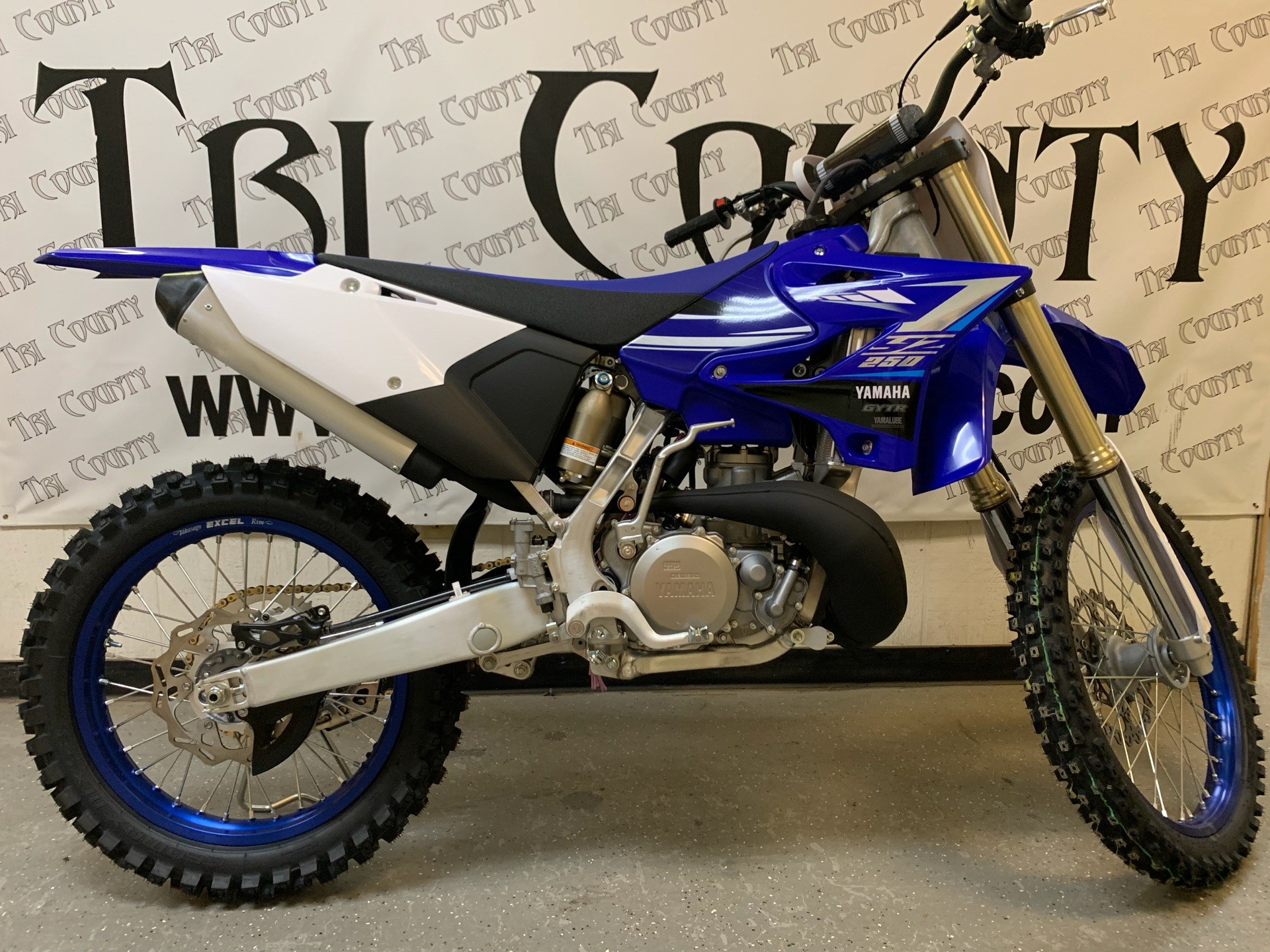 2020 Yamaha YZ250 in Petersburg, West Virginia