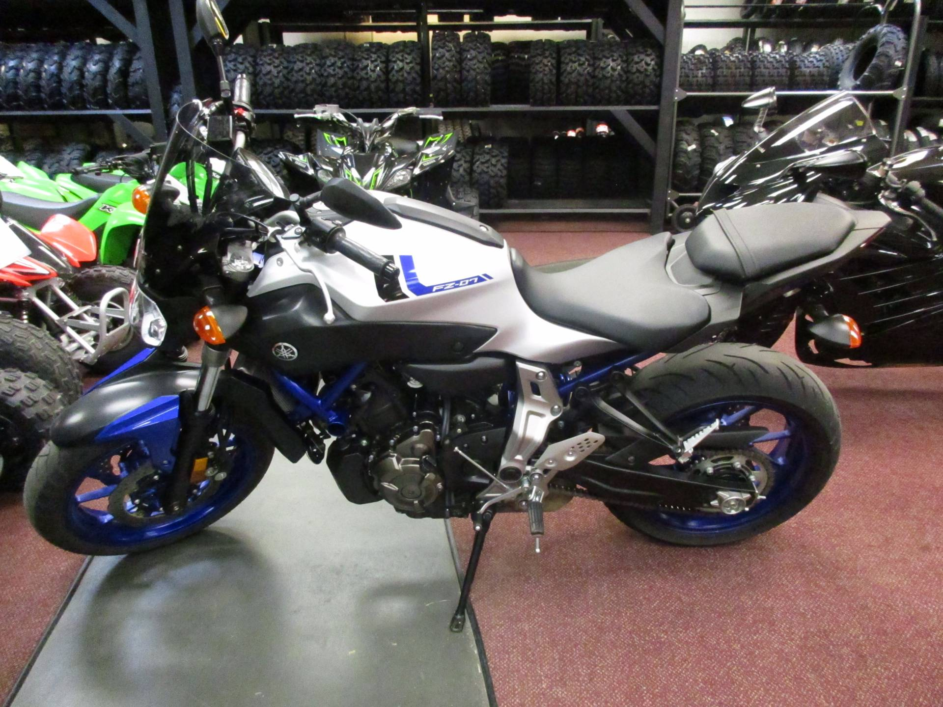2016 Yamaha FZ-07 in Petersburg, West Virginia