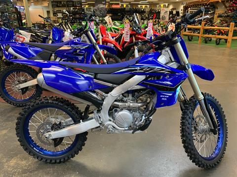 2021 Yamaha YZ250F in Petersburg, West Virginia - Photo 1