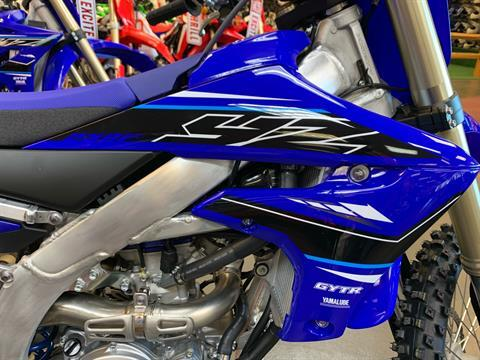 2021 Yamaha YZ250F in Petersburg, West Virginia - Photo 5