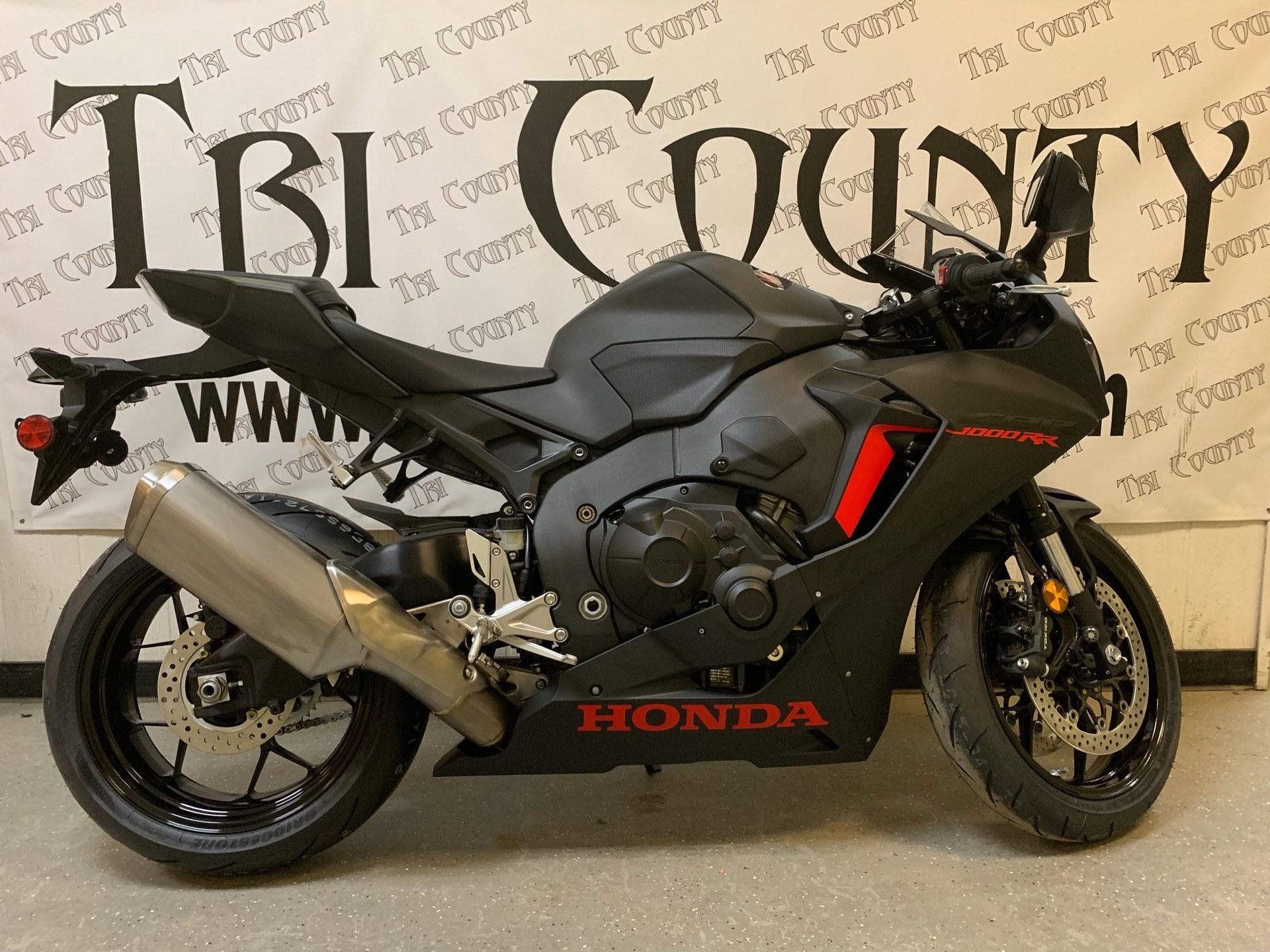 2018 Honda Cbr1000rr Motorcycles Petersburg West Virginia