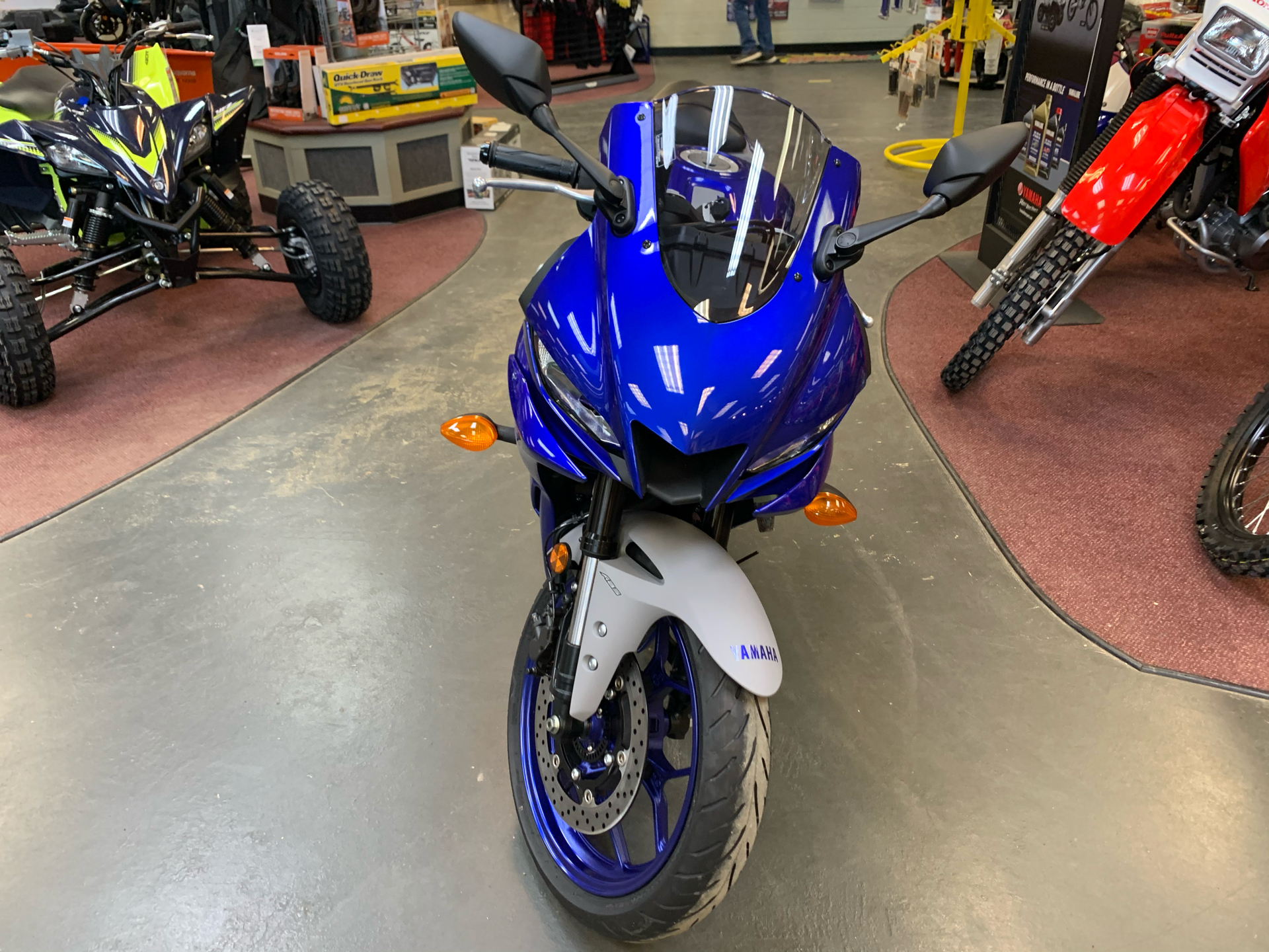 2021 Yamaha YZF-R3 ABS in Petersburg, West Virginia - Photo 2