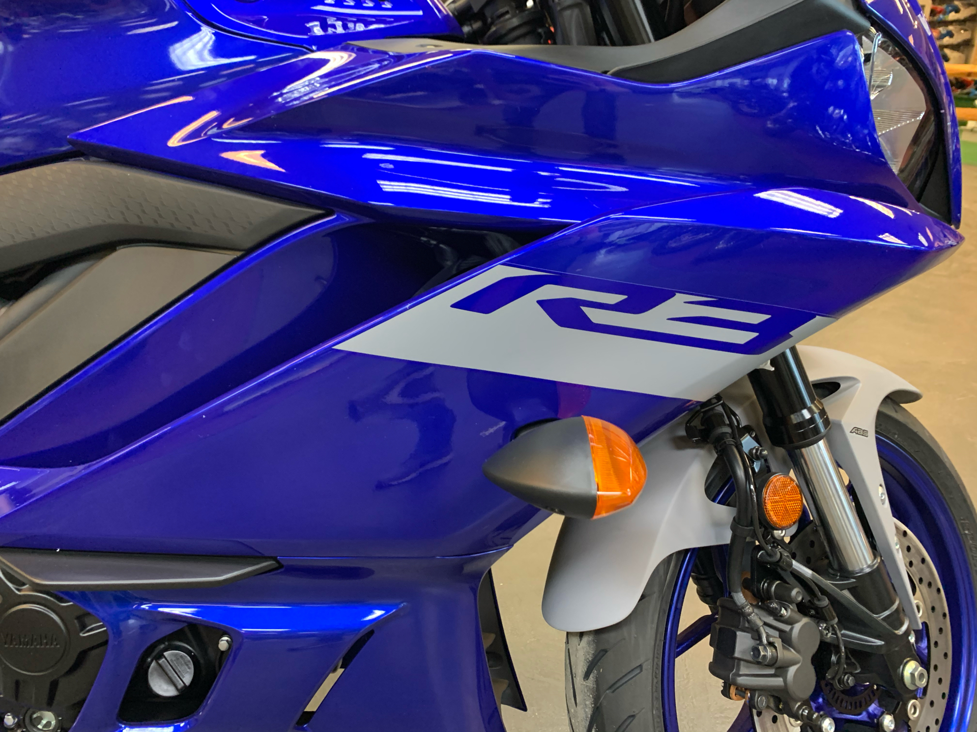 2021 Yamaha YZF-R3 ABS in Petersburg, West Virginia - Photo 7