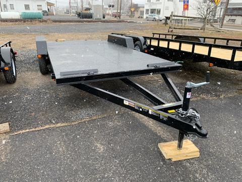 2020 Carry-On Trailers 7X18 CAR HAULER in Petersburg, West Virginia