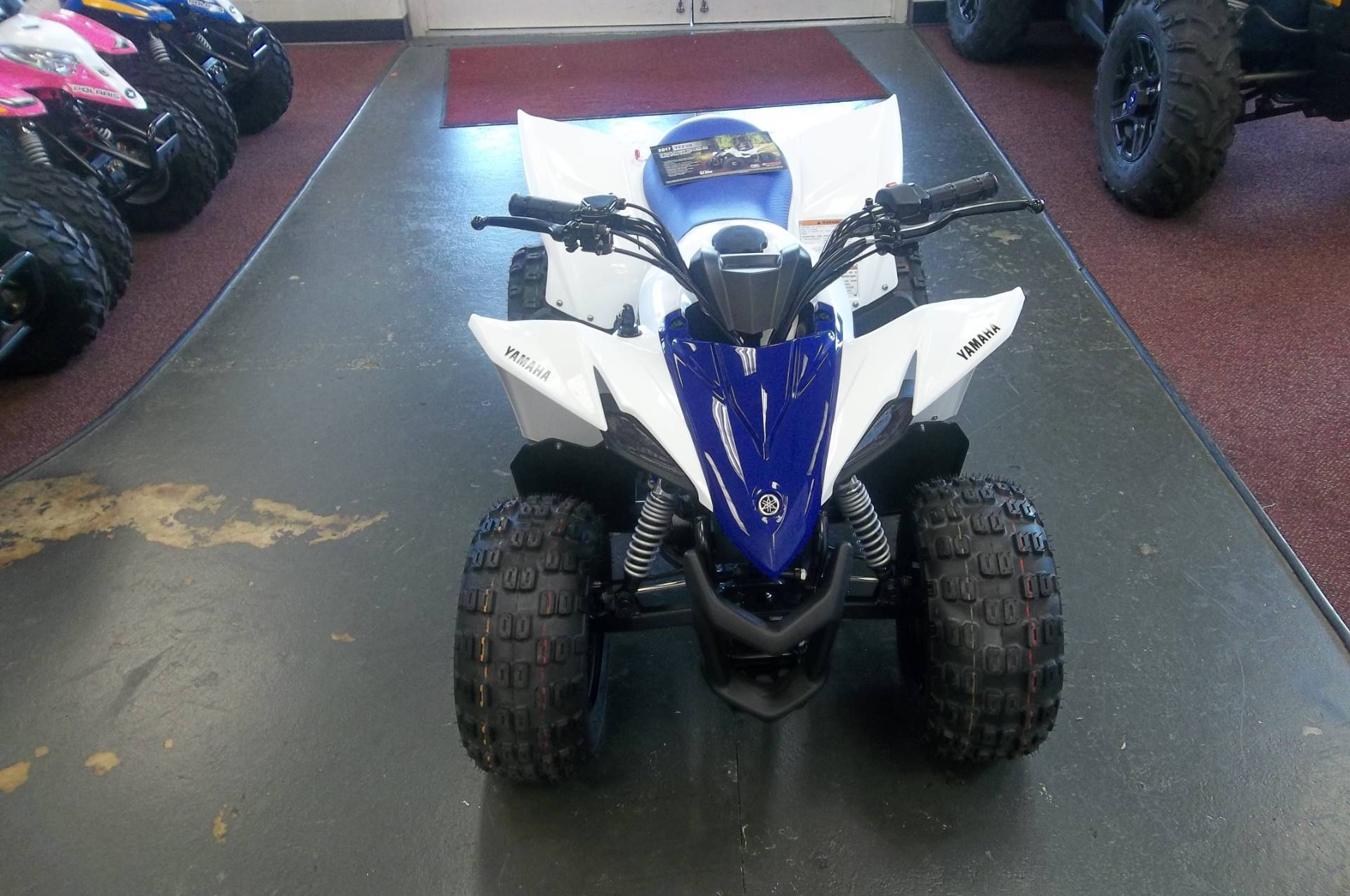2017 Yamaha YFZ50 in Petersburg, West Virginia