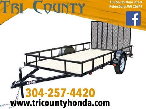 2019 Carry-On Trailers 6X10GW in Petersburg, West Virginia