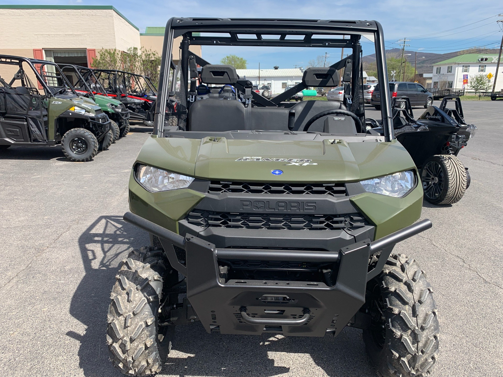 2019 Polaris Ranger XP 1000 EPS 3