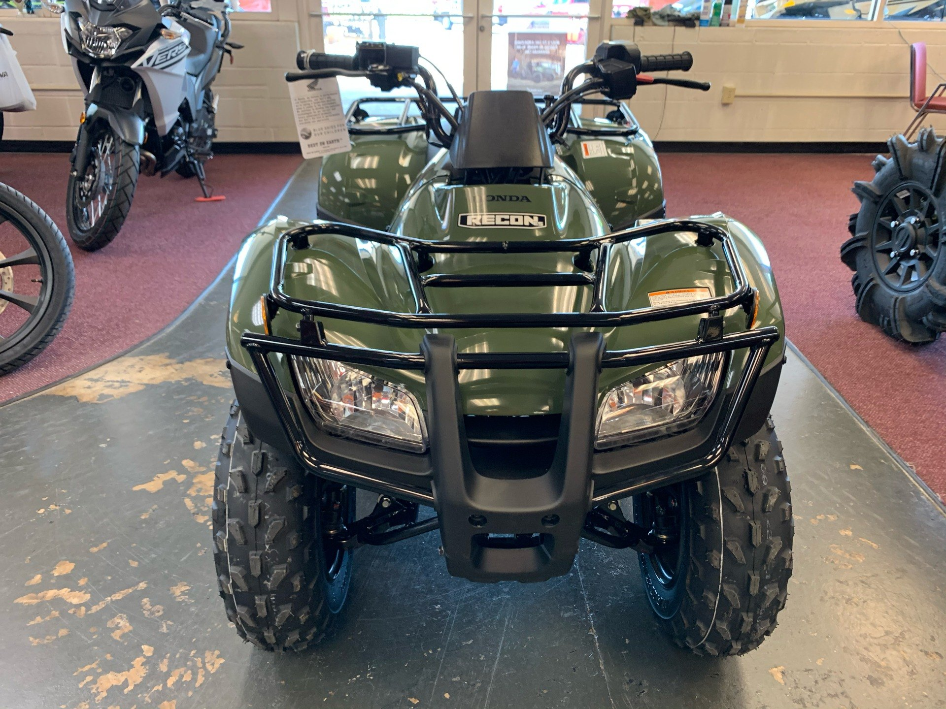 2020 Honda FourTrax Recon ES in Petersburg, West Virginia - Photo 2