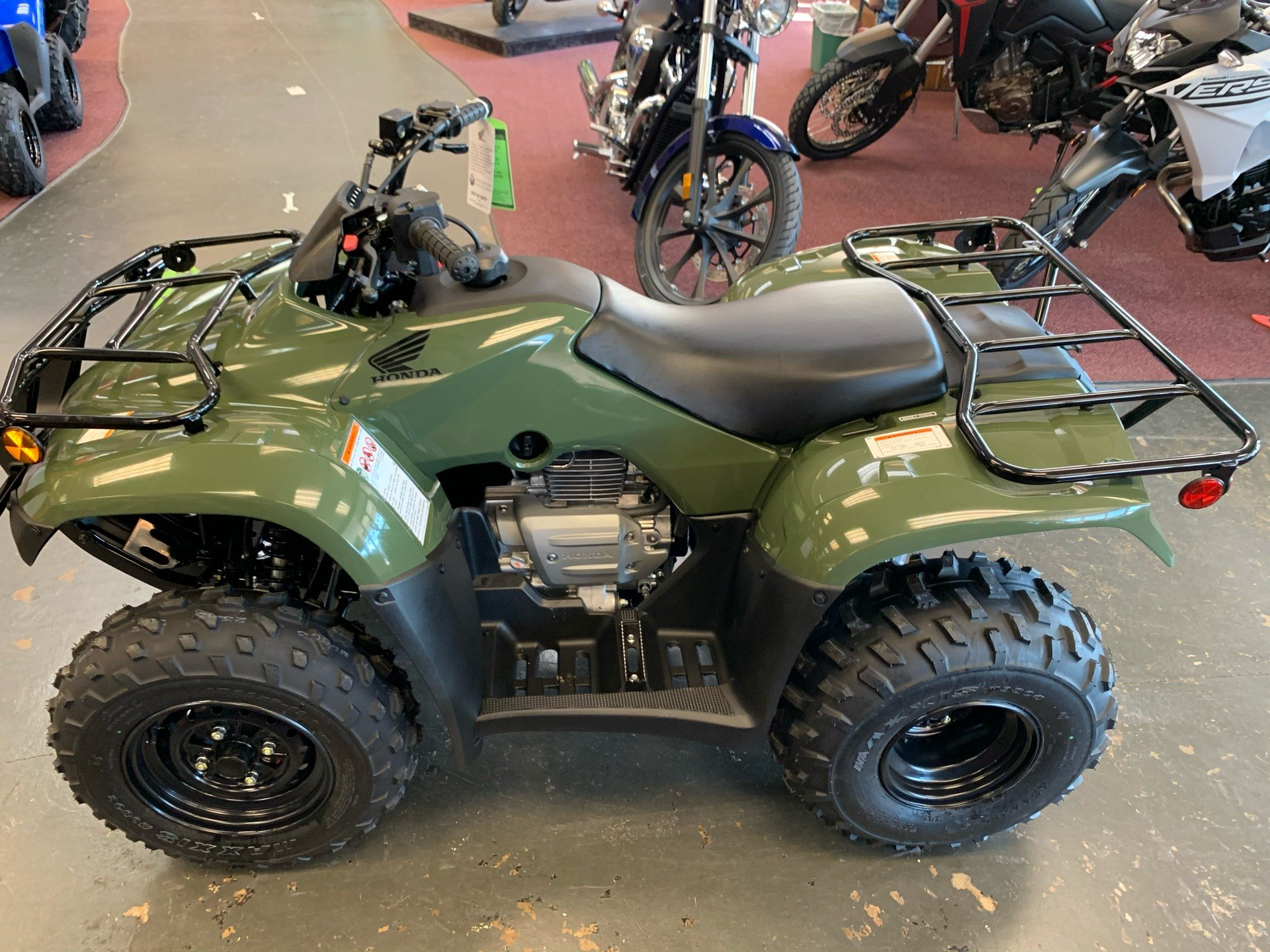 2020 Honda FourTrax Recon ES in Petersburg, West Virginia - Photo 3