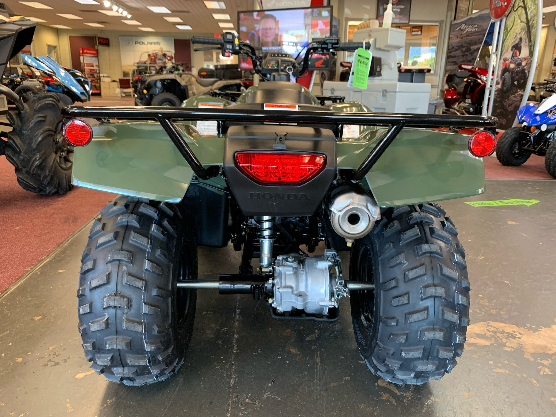 2020 Honda FourTrax Recon ES in Petersburg, West Virginia - Photo 4