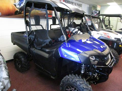 2017 Honda Pioneer 700 Deluxe in Petersburg, West Virginia