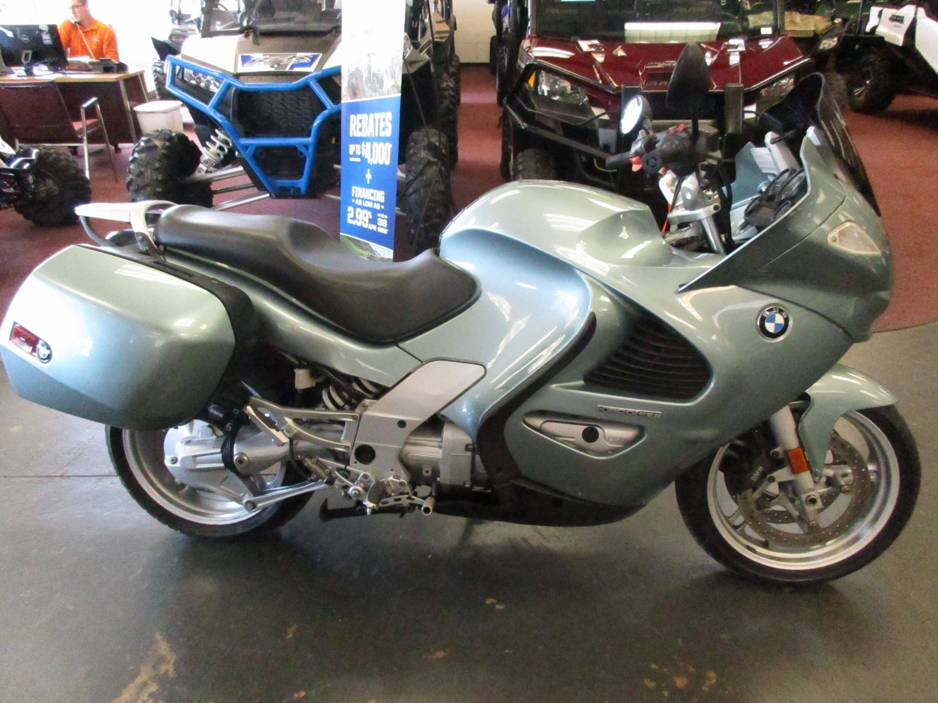 2003 BMW K 1200 GT in Petersburg, West Virginia
