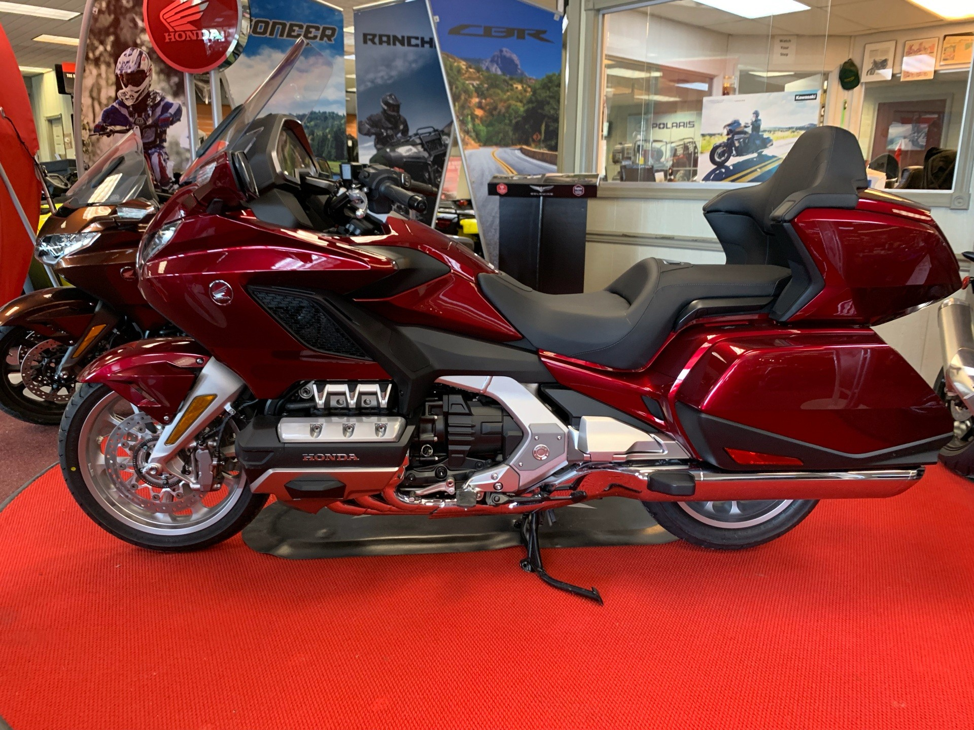 2019 Honda Gold Wing Tour in Petersburg, West Virginia - Photo 1