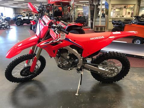 2021 Honda CRF450RX in Petersburg, West Virginia - Photo 2