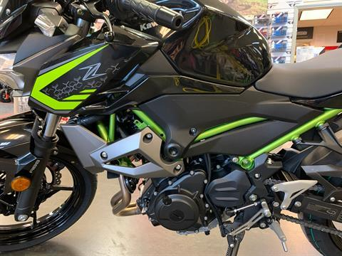 2020 Kawasaki Z400 ABS in Petersburg, West Virginia - Photo 7