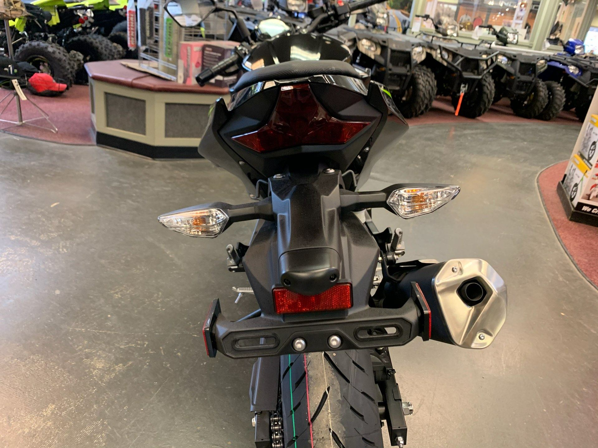 2020 Kawasaki Z400 ABS in Petersburg, West Virginia - Photo 8