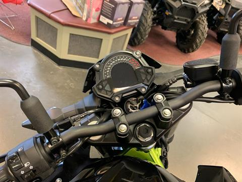 2020 Kawasaki Z400 ABS in Petersburg, West Virginia - Photo 9